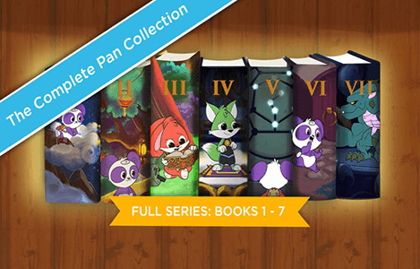 FREE The Complete Adventures of Pan Books