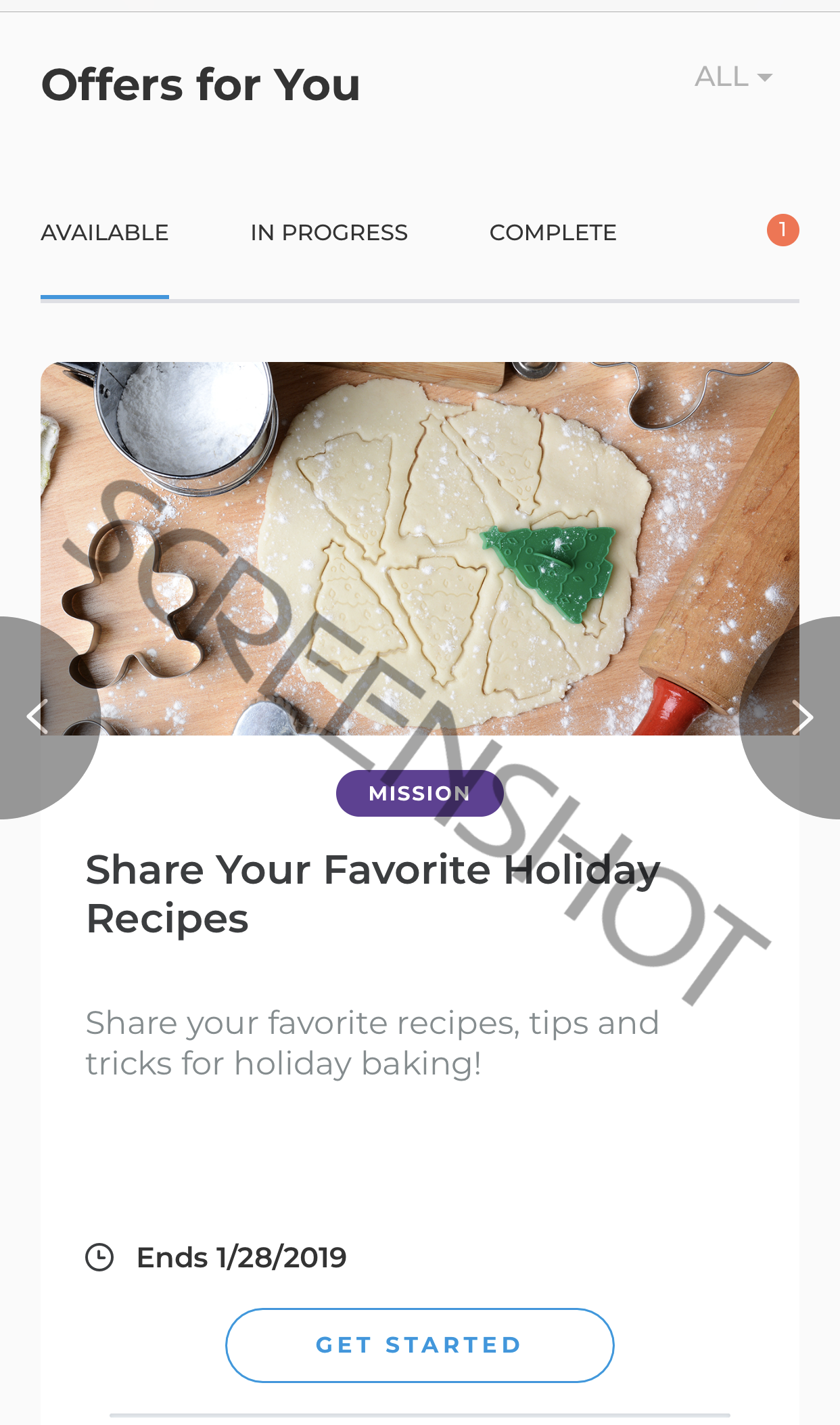 Share Your Favorite Holiday Recipes