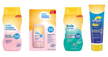 Coppertone Mineral-Based Sunscreen