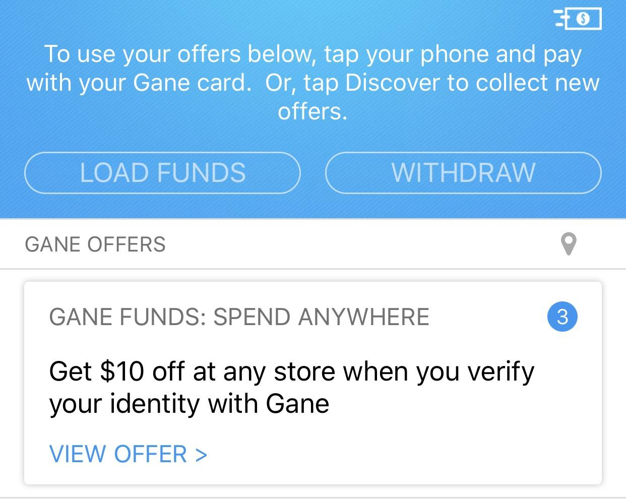 Free $5 Offer