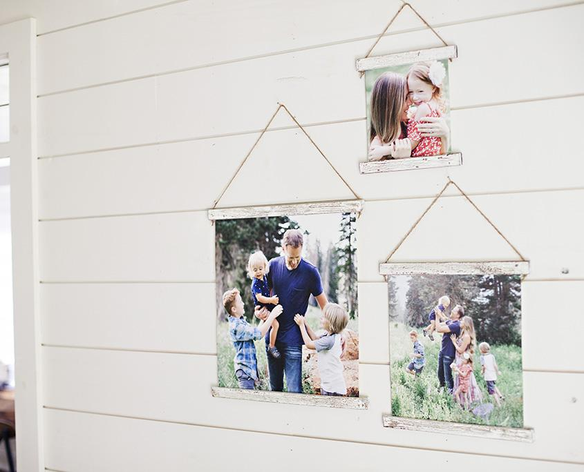 8x8 Canvas Hanging Prints $12.99 Shipped