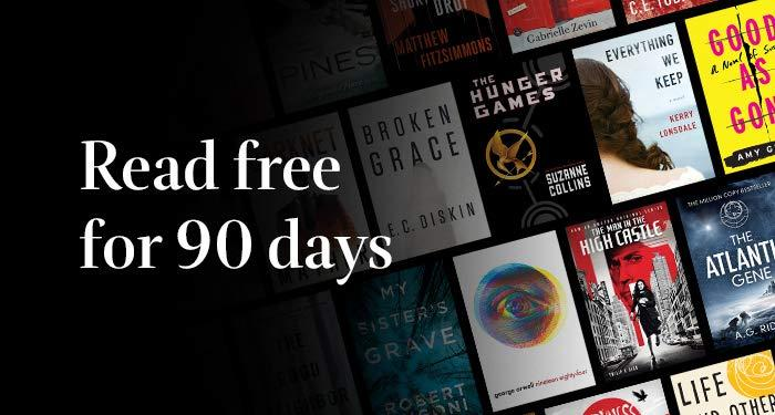 Free 3-Months of Kindle Unlimited