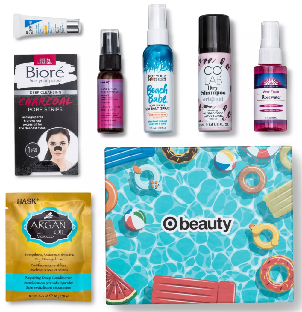 Summer Hair and Skin Beauty Box