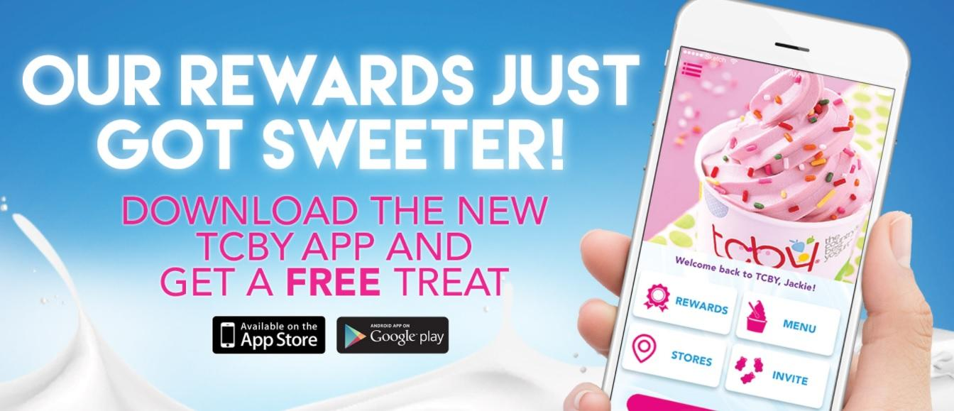 FREE $5 Credit to Spend at TCBY