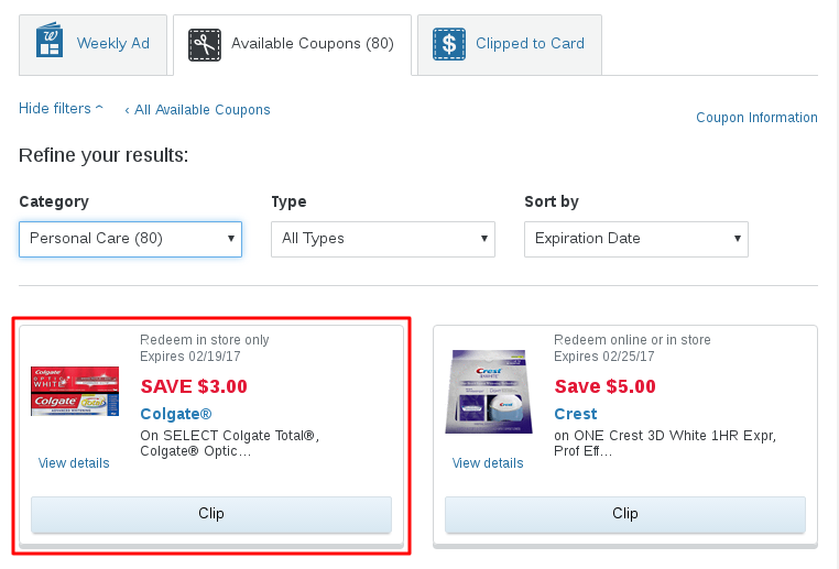 FREE Colgate Toothpaste at Walgreens