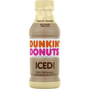 FREE Dunkin' Iced Coffee or Cold Brew