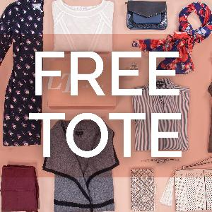 Try Your First LE TOTE for FREE