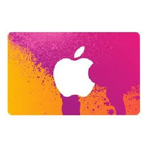 FREE $5 iTunes Gift Card