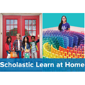 Image result for scholastic learn at home