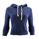 Hurley Women's Perfect Cropped Hoodie $17