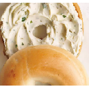 $1 Any Bagel With Cream Cheese