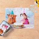 10×14 Custom Photo Puzzle Only $10.50