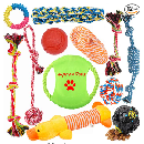 12-Pack of Dog Toys $16.98