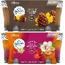 2-Pack Glade Candle Jars ONLY $3.24