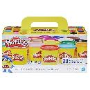 Play-Doh Super Color 20-Pack with 20 Color