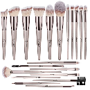 20-Piece Bestope Makeup Brush Set $9.99