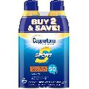 Free 2-Pack of Coppertone Sunscreen Spray