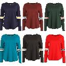 3 for $15 NHL Women's L/S Tees