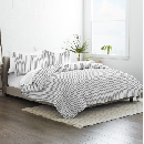 3-Piece Patterned Duvet Cover Set $29.99