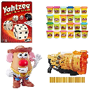 30%-66% Off Play-Doh, Hasbro Games & More