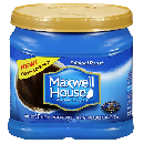 Maxwell House 30.6oz Coffee Canister $4.99