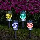 FREE 4-Pack LED Accent Outdoor Lights