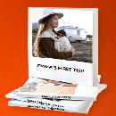 6x6 Shutterfly Hardcover Photo Book 68¢