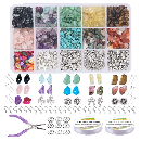 933-Piece Beads Jewelry DIY Kit $16.99