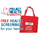 Free Health Screening & Tote Bag