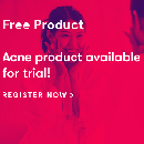 FREE Acne Skincare Products Testing