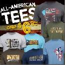 All-American T-Shirts ONLY $6.99