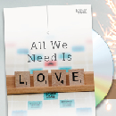 FREE copy of All We Need Is Love CD