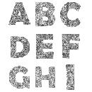 FREE Alphabet Color and Search Printables