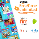 FREE Amazon FreeTime Unlimited Trial