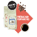 2 FREE Bags of Coffee (A $29.90 Value)