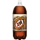 FREE 2-liter bottle of A&W Root Beer