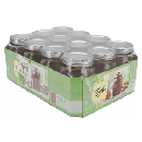 12-Pack Ball Pint Canning Jars $6.39