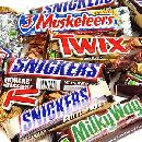 20 Full Size Candy Bars ONLY $3