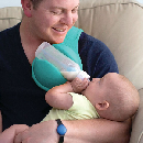 The Beebo Baby Bottle Holder $19.99