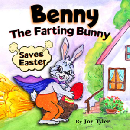 FREE Benny The Farting Bunny Saves Easter