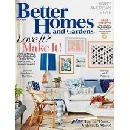 FREE Better Homes and Garden Magazine