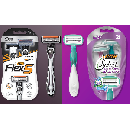 2 FREE BIC Razors Disposable Products