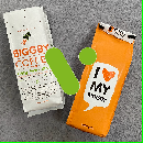 2 FREE Full-Size Bags of BIGGBY COFFEE
