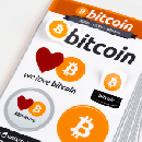 FREE Bitcoin Stickers