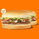 Buy One Whataburger, Get One Free