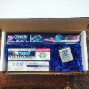 Free Toothbrush, Toothpaste & Floss