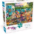 1000 Piece Jigsaw Puzzle & Poster $3.18