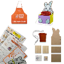 FREE Bunny Hanging Planter Kit Pack