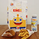 2 FREE Kids Meals w/ any Purchase