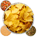 FREE Chips & Queso w/ Entree Purchase